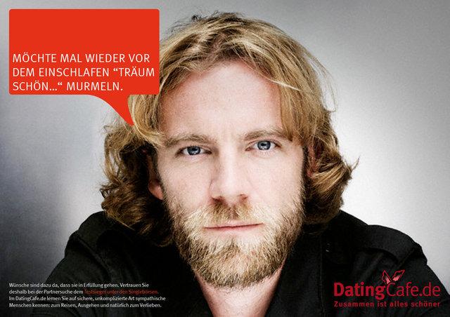 Dating Café / Brand Campaign