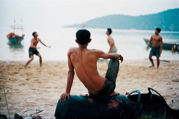 Beach Ball (Cambodia), 2015