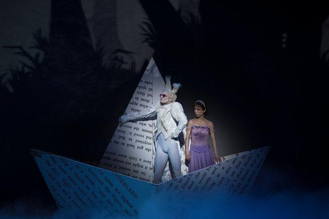 """Alice in Wonderland"" Christopher Weeldon  The Royal Swedish Ballet"