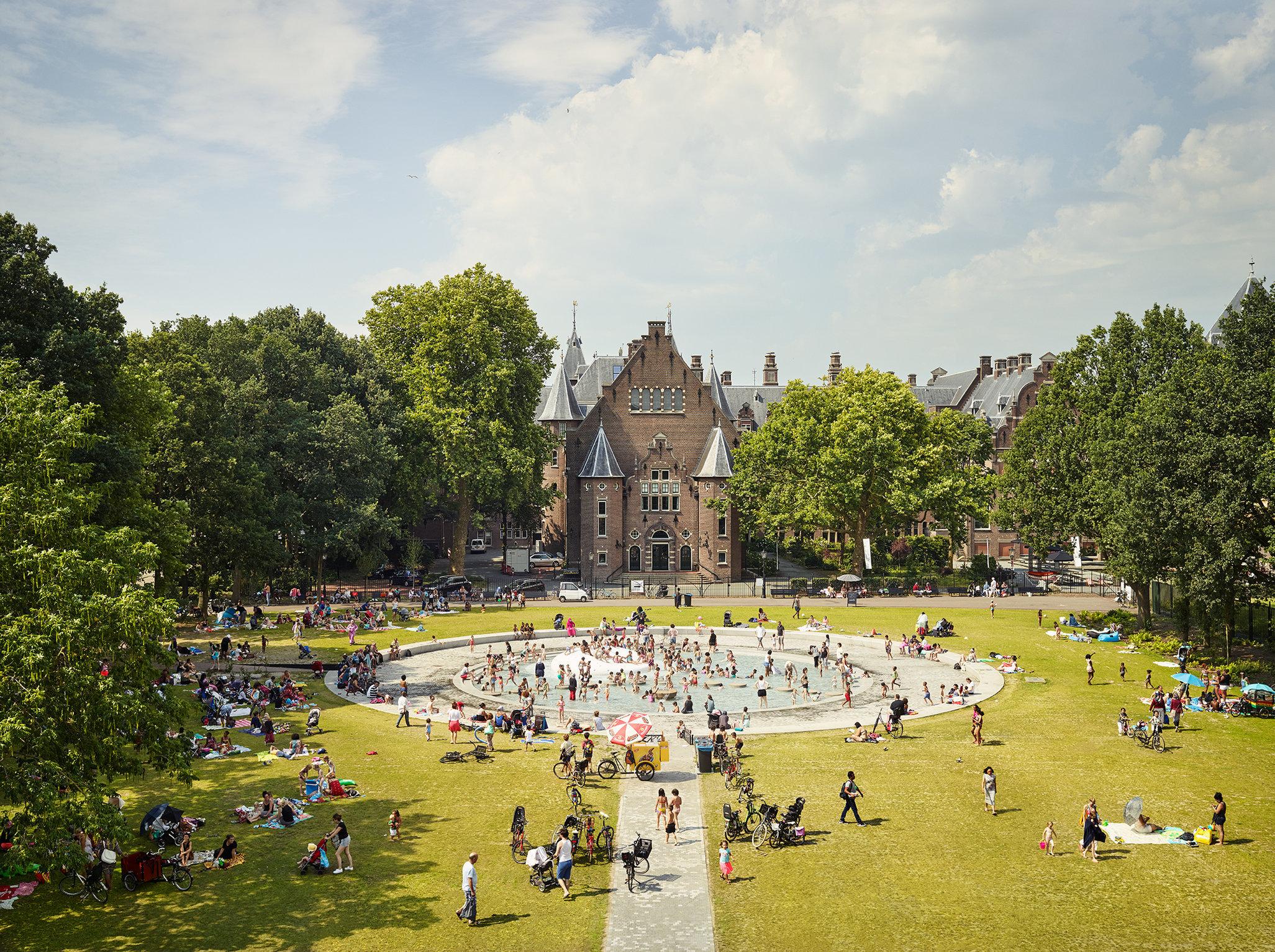 Oosterpark from the series Park © Jeroen Hofman