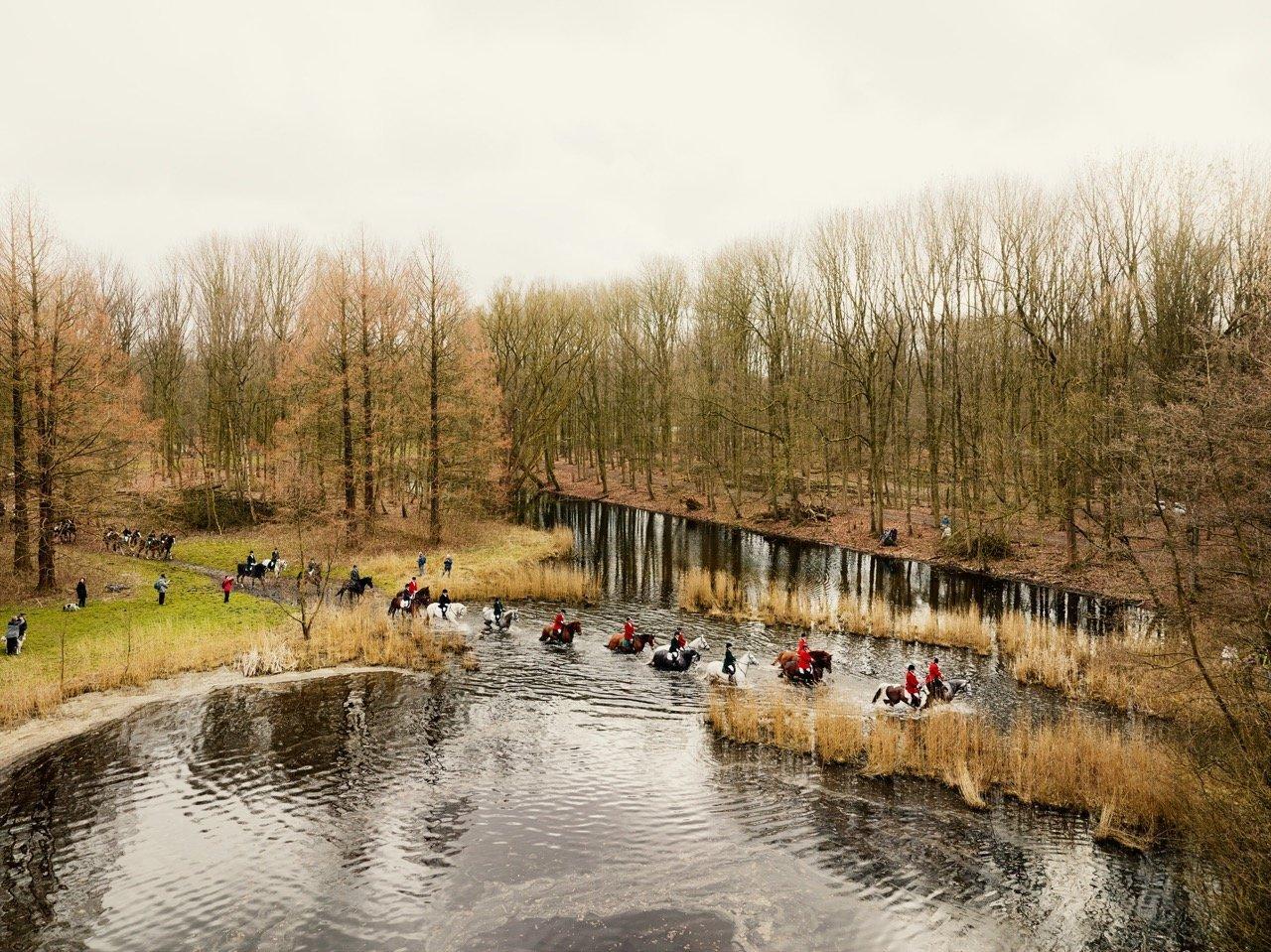 Amsterdamse Bos from the series Park © Jeroen Hofman