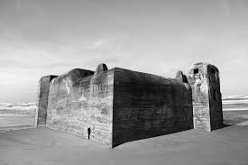 Løkken, From the series 'Atlantic Wall' © Stefan Vanfleteren