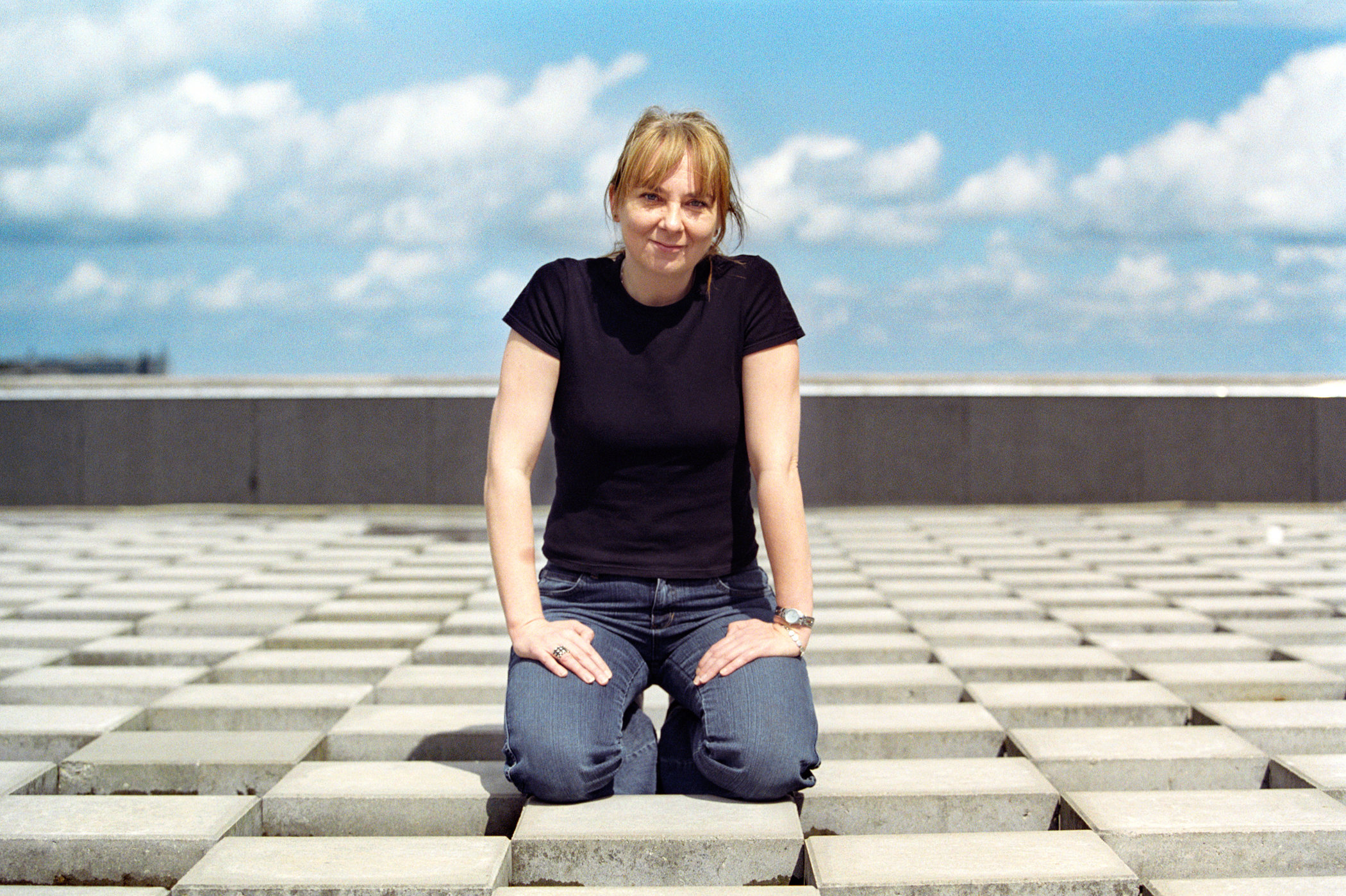 Anu Leinonen of OMA for book: Europe's favourites