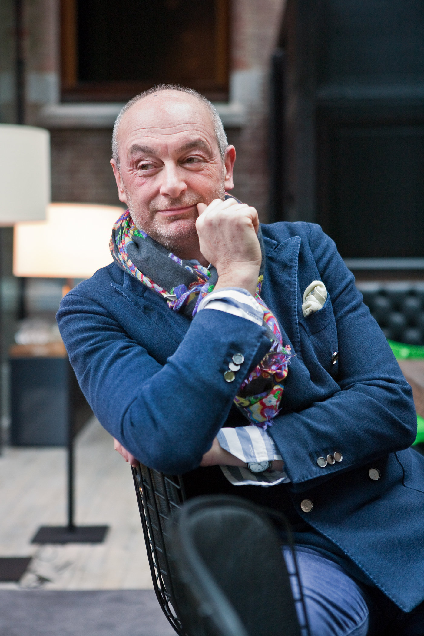 Piero Lissoni, architect and designer