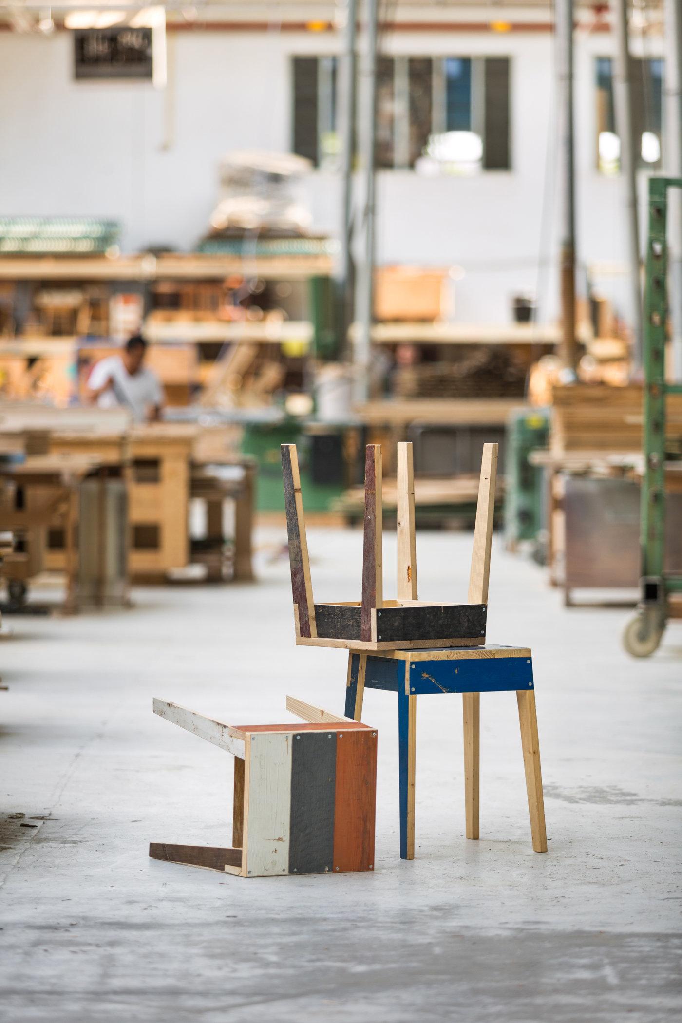 Series about Piet Hein Eek, Designer
