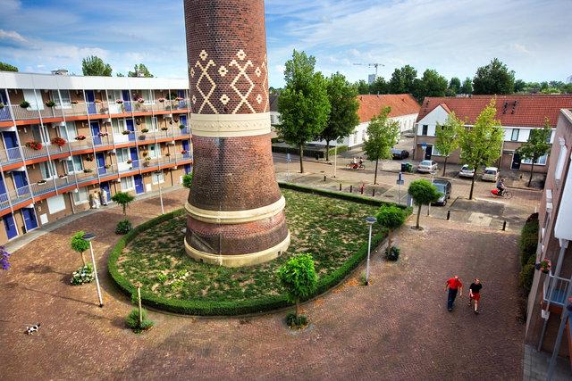 Tilburg for book: 25 years stichting Forum voor Stedelijke Vernieuwing