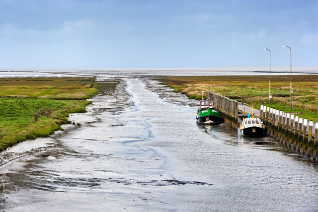 De Waddenzee, The Netherlands