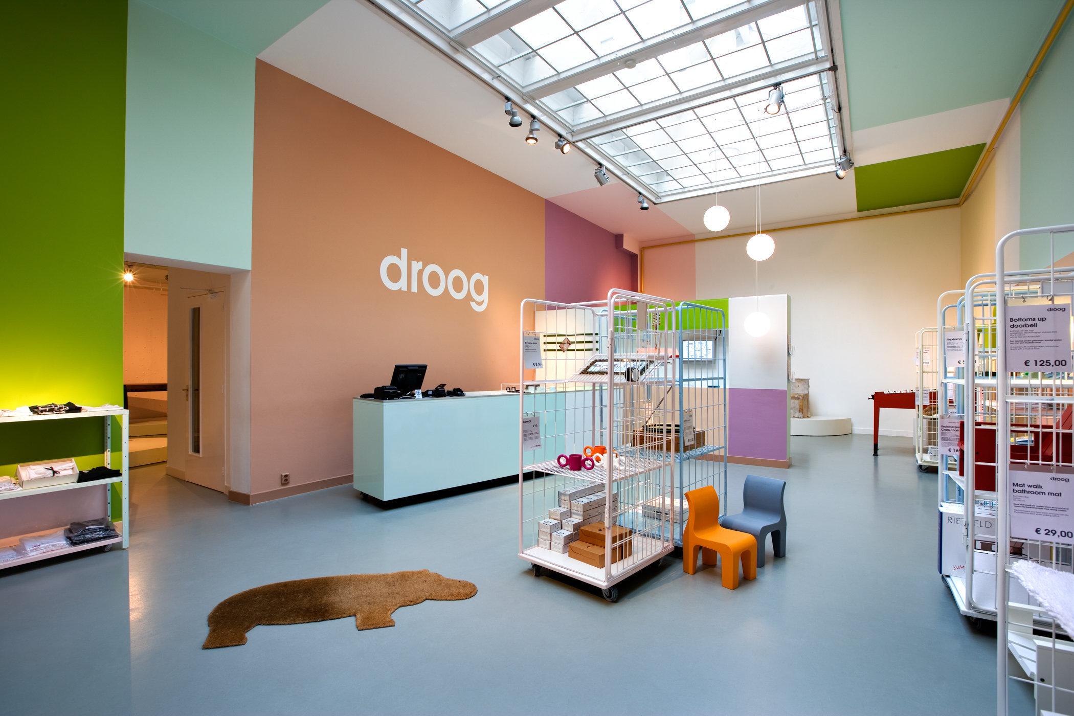 Droog Design store, Amsterdam