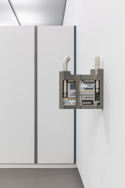 Magali Reus, Prix de Rome 2015 exhibition at De Appel, Amsterdam