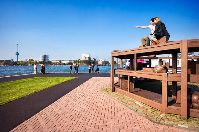 Koninginnehoofd, Rotterdam