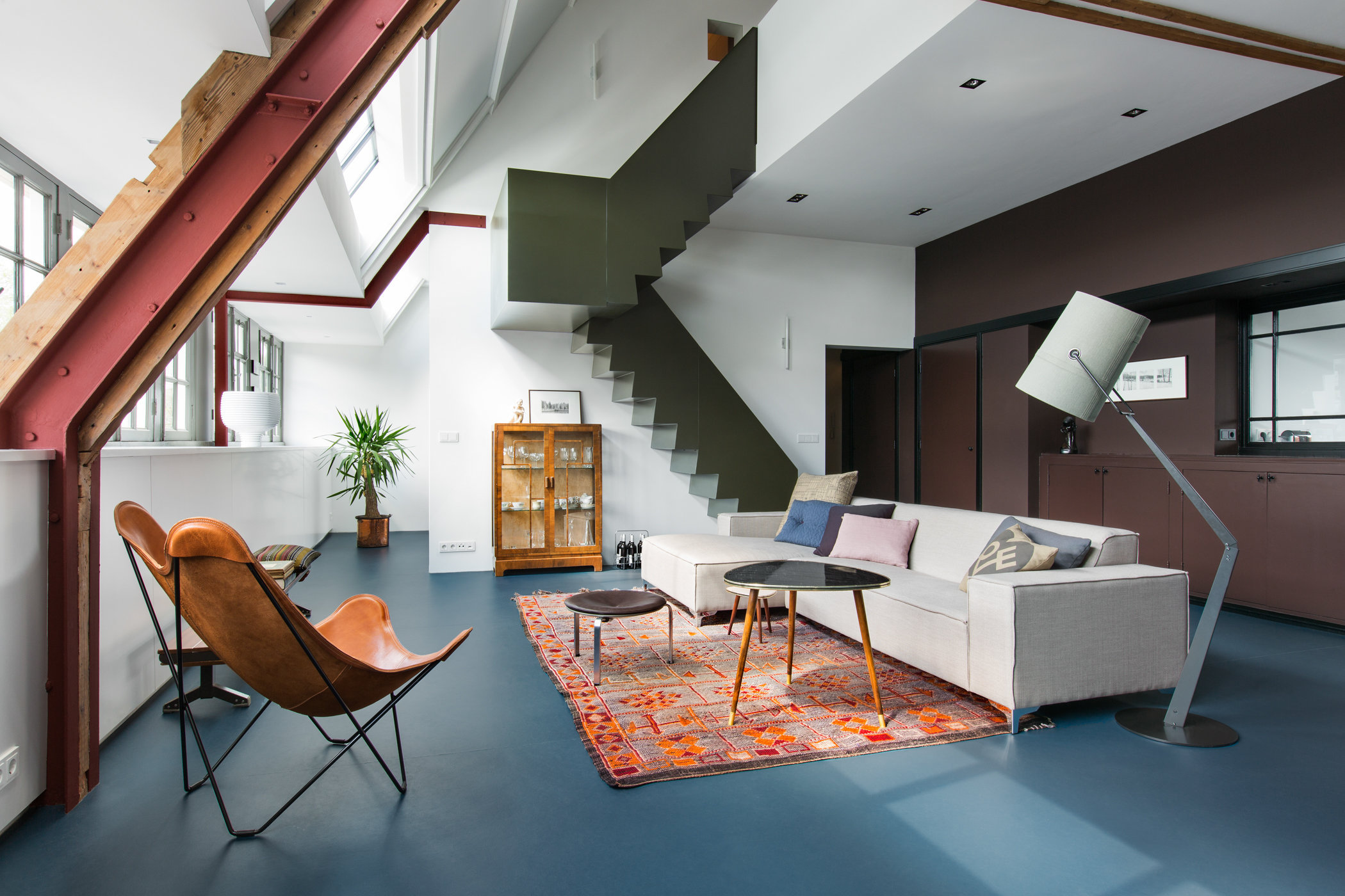 Floris Versterstraat, Amsterdam by Studio Ruim