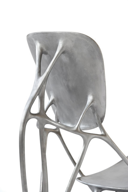 Aluminum Bone Chair (Prototype), Joris Laarman