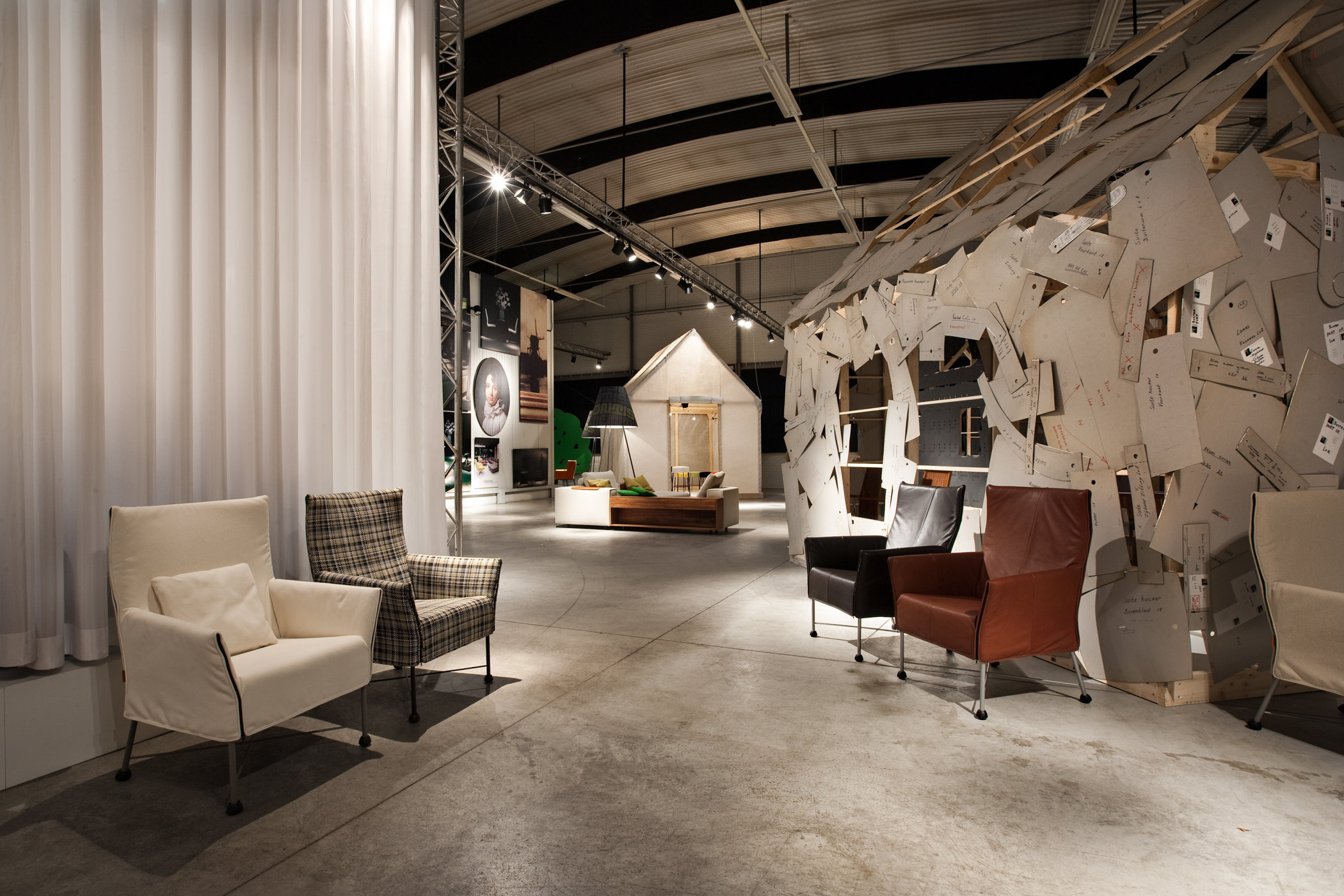 Showroom Montis, The Netherlands