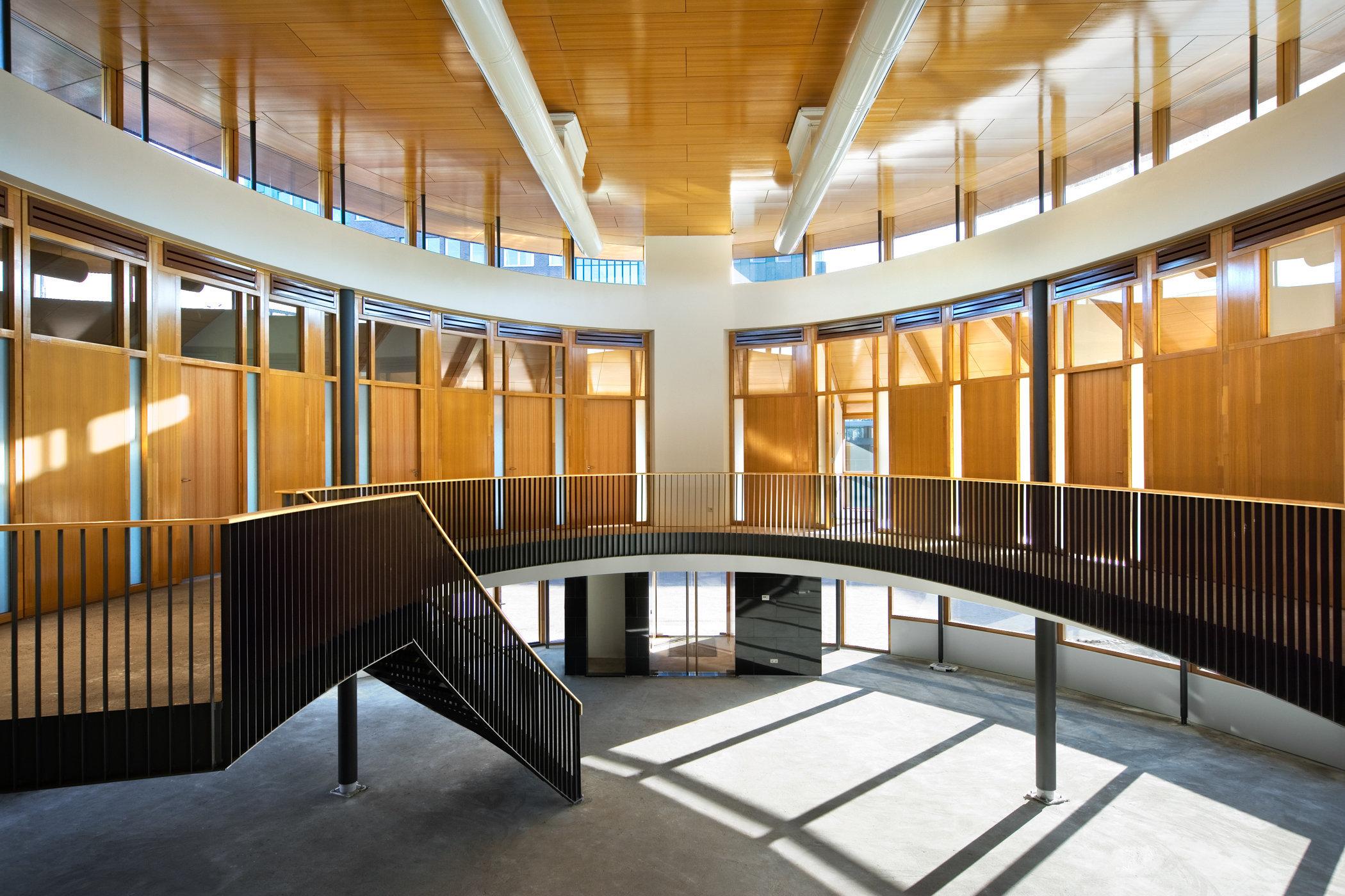 Pavilion Stadspark, Amstelveen by Rijnboutt Architects