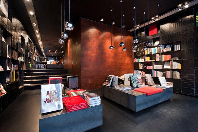 Mendo bookstore, Amsterdam