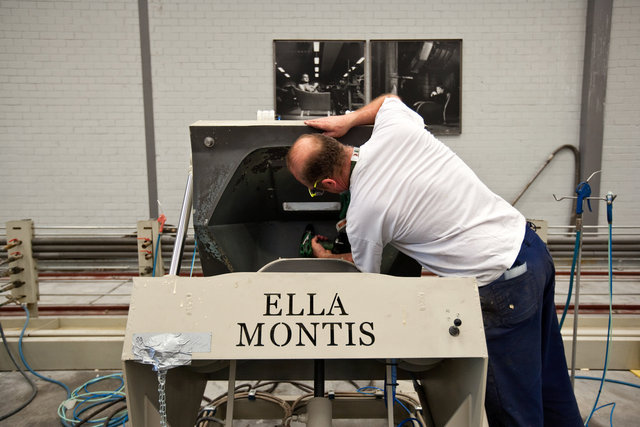 Series about Montis Furniture, The Netherlands