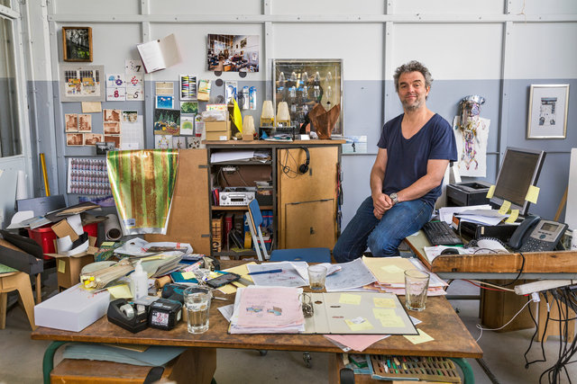 Piet Hein Eek, designer