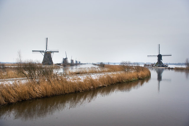 Kinderdijk, The Netherlands