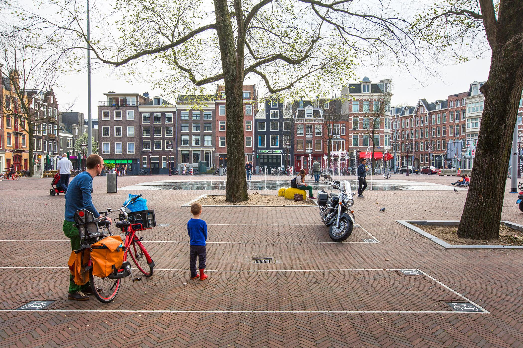 Haarlemmerplein, Amsterdam
