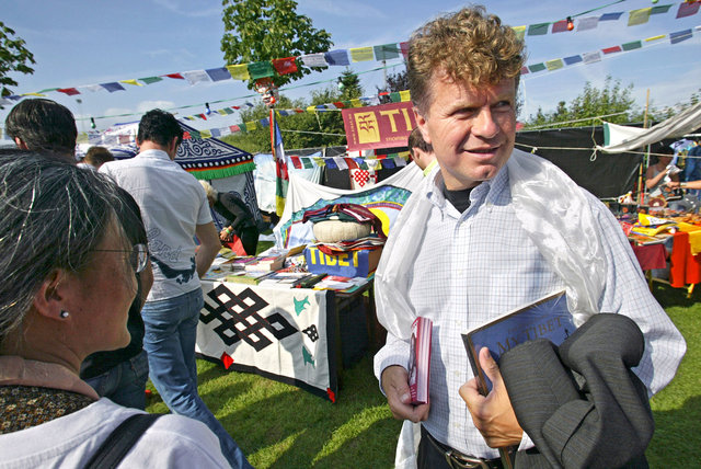 Boris Dittrich, politician