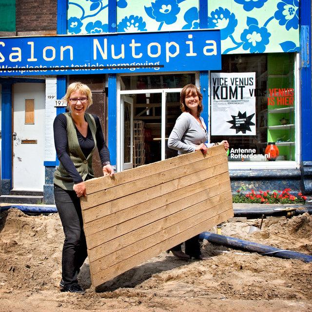 Salon Nutopia, Rotterdam