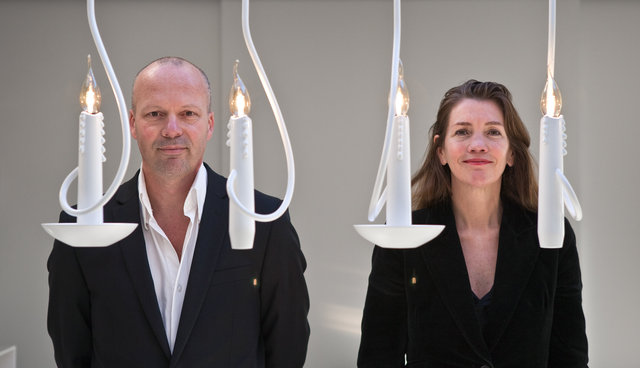 William Brand and Annet van Egmond of BrandvanEgmond