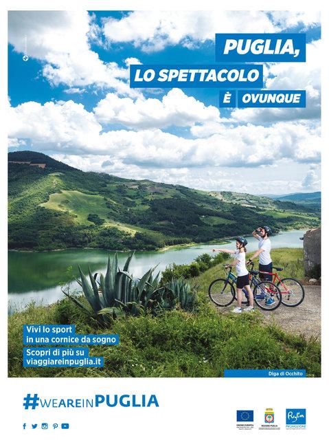Istitutional Campaign for Puglia