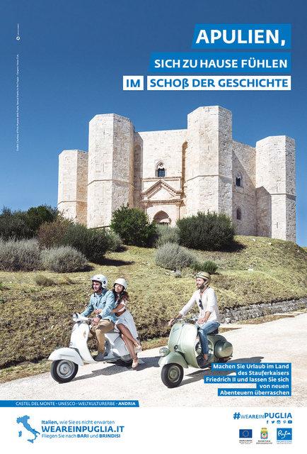 International Campaign for Puglia