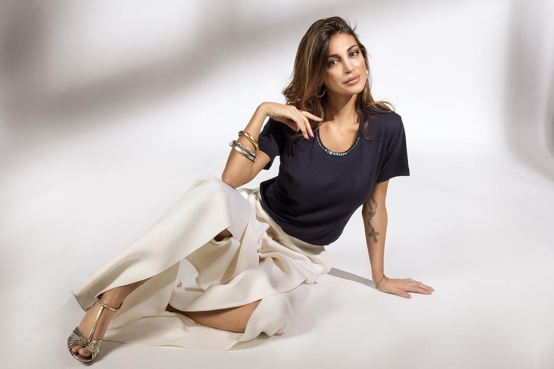 Perlarara starring Cristina Buccino for Wake Up