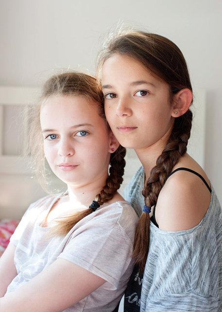 Lyn & Tara