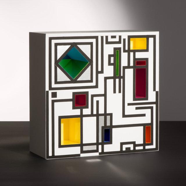 BOX 23 x 23 cm