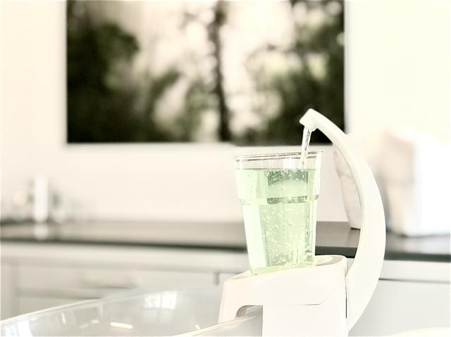 Gewärmtes Mundwasser ✓