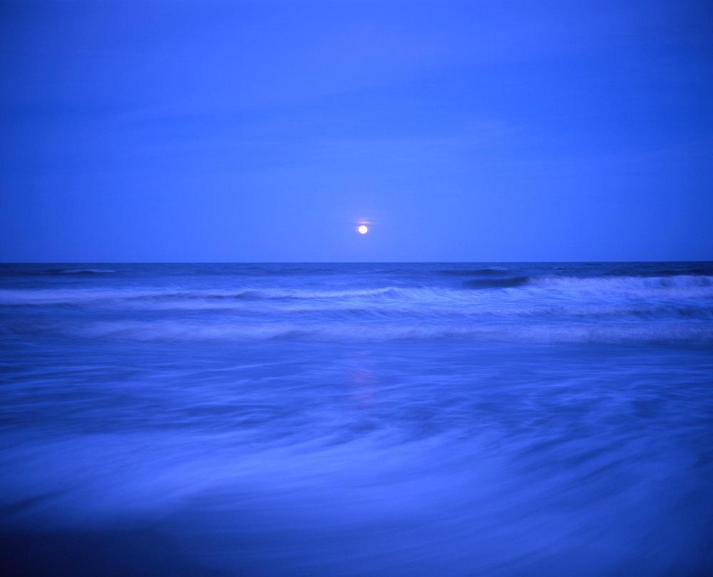 Full Moon, South Cut Beach