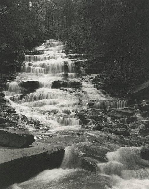 Minnehaha Falls, Rabun County, Georgia, 2014