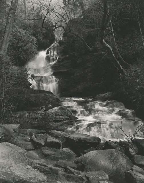 Mud Creek Falls, Sky Valley, Georgia, 2014