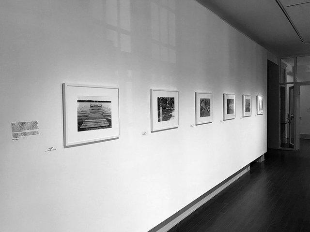 Installation image: Georgia College Faculty Exhibition 2018