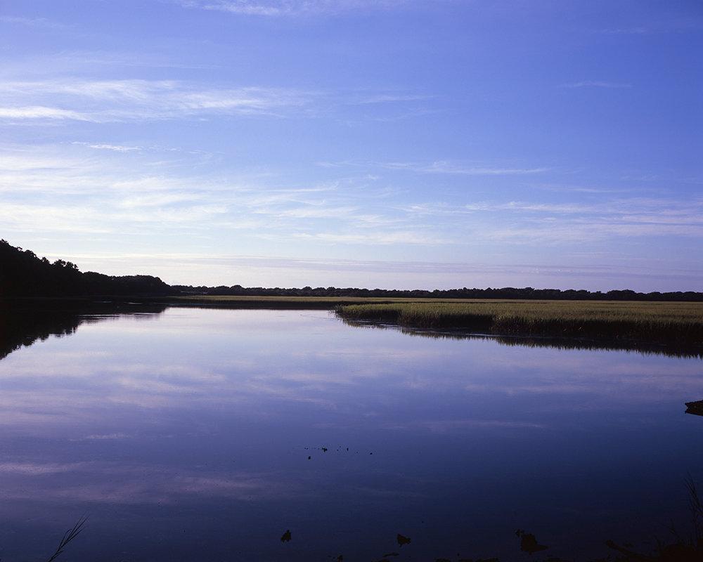 Salt Marsh near Dungeness
