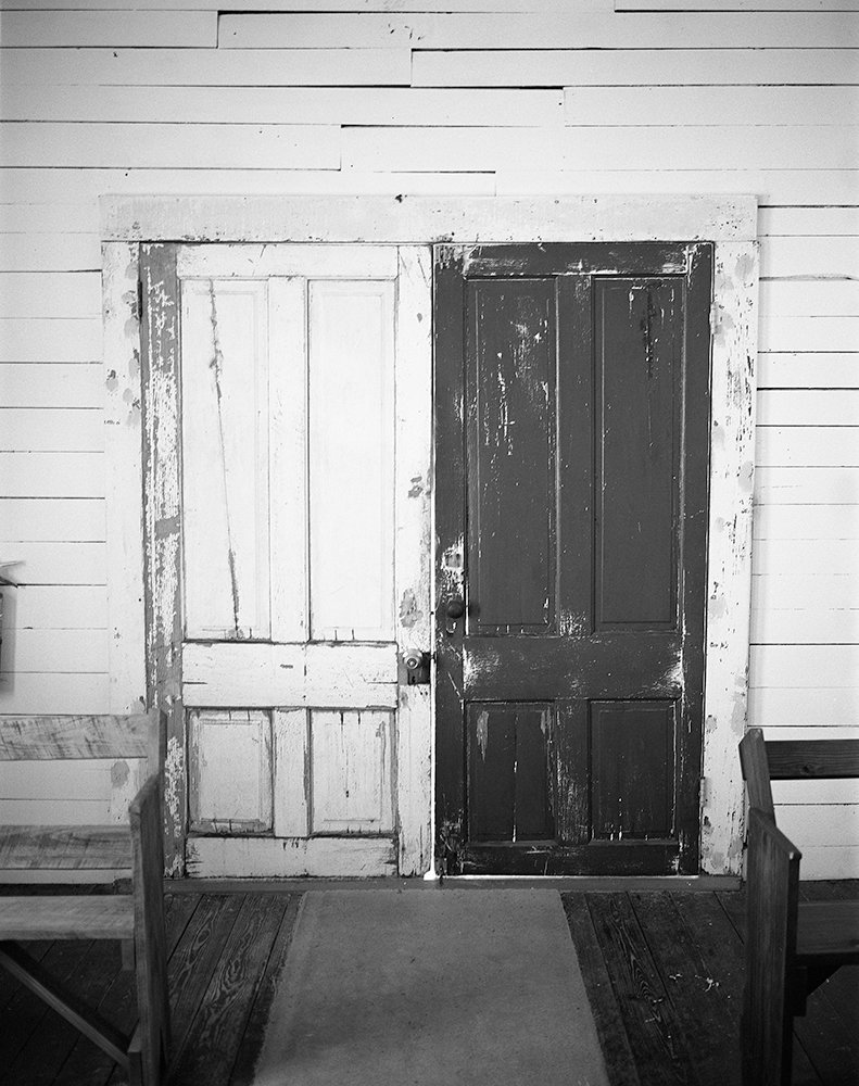Doors, First African Baptist Church