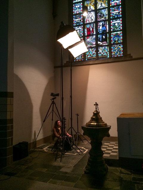 St Dimpnakerk Geel