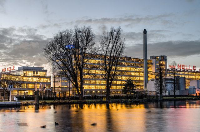Rotterdam, Van Nelle Building