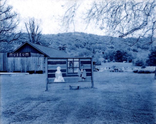 Gnadenhutten Cemetery, Gnadenhutten, Ohio – 2005
