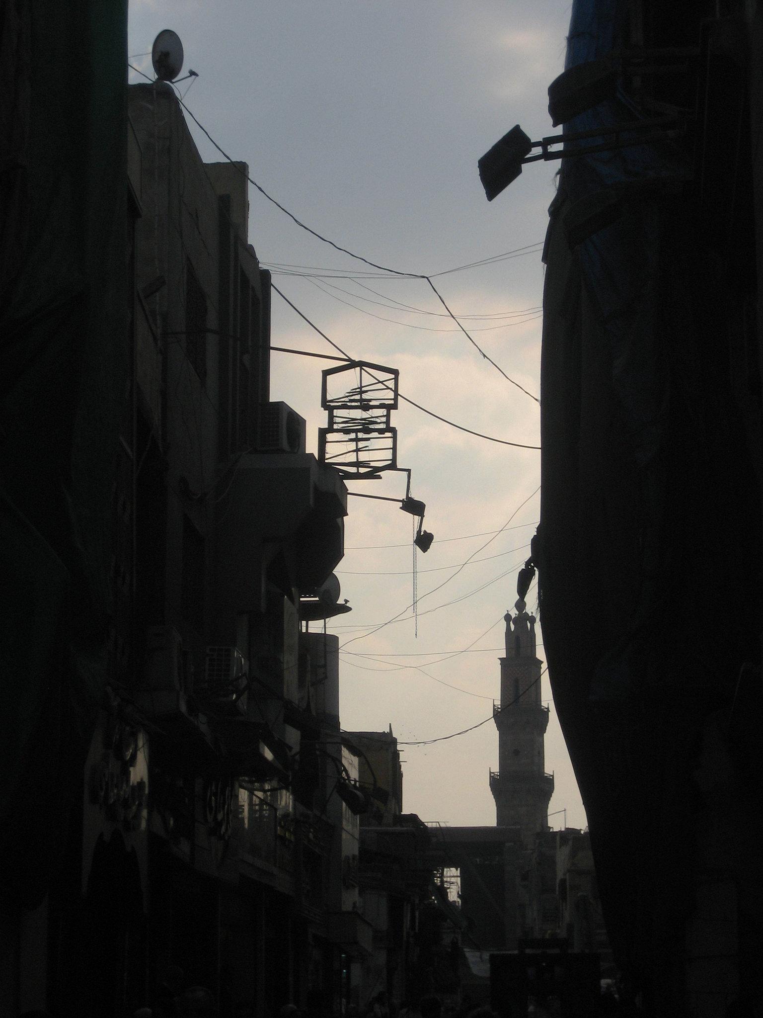 Ellert Haitjema, Damascus, 2014
