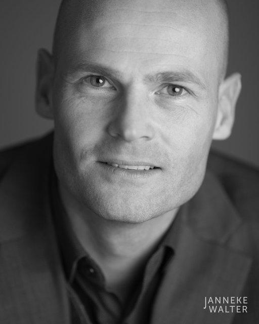 portretfoto man © Janneke Walter, fotograaf Utrecht De Bilt, portretfotograaf, portret, portretfotografie