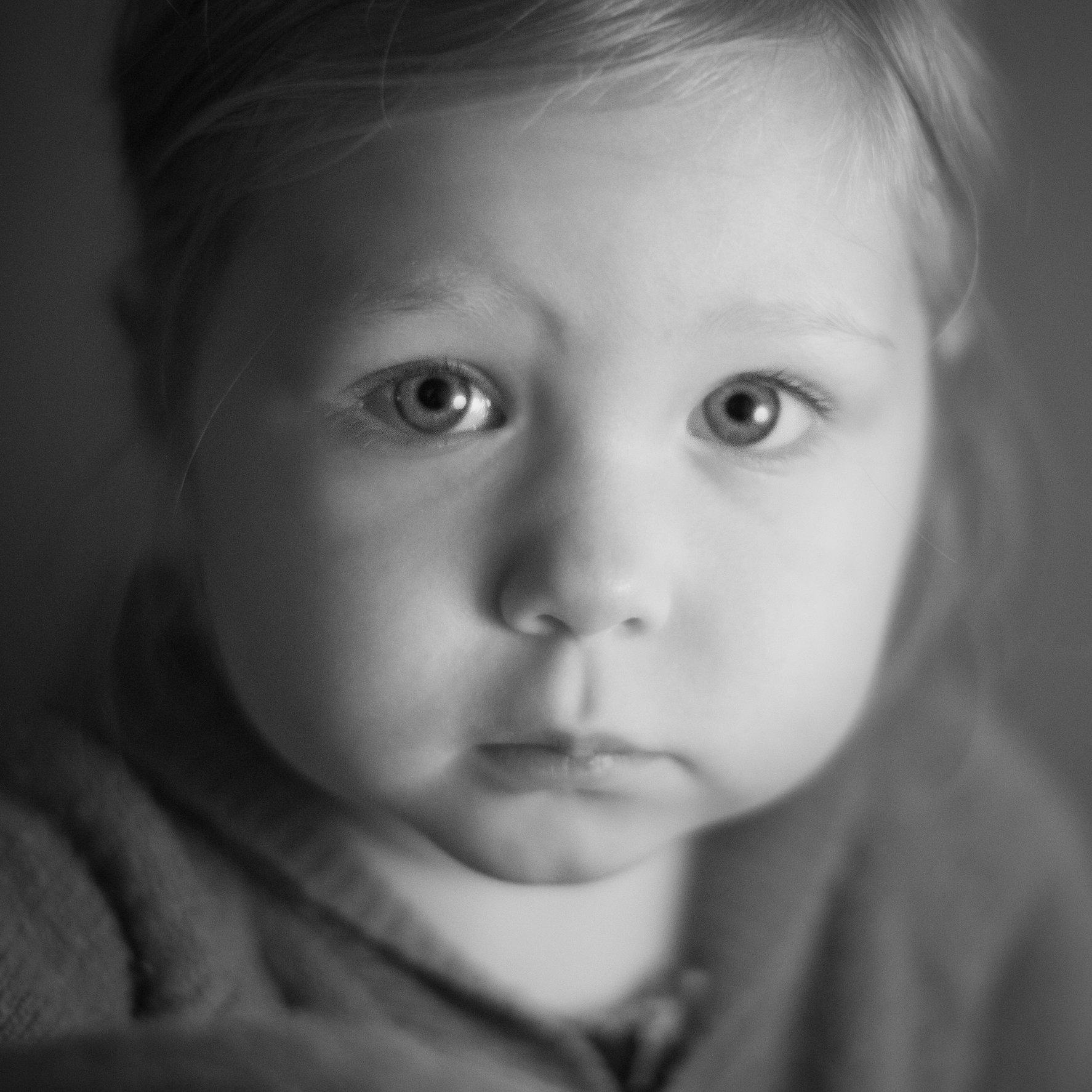 Portretfoto kind - © Janneke Walter, kinderfotograaf omgeving Utrecht