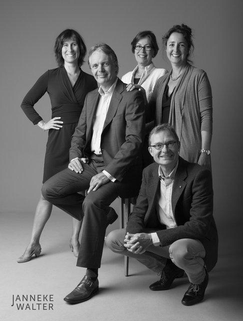 zakelijke groepsfoto 1 © Janneke Walter, portretfotograaf Utrecht, De Bilt, portretfotografie, sociale media, LinkedIn, CV