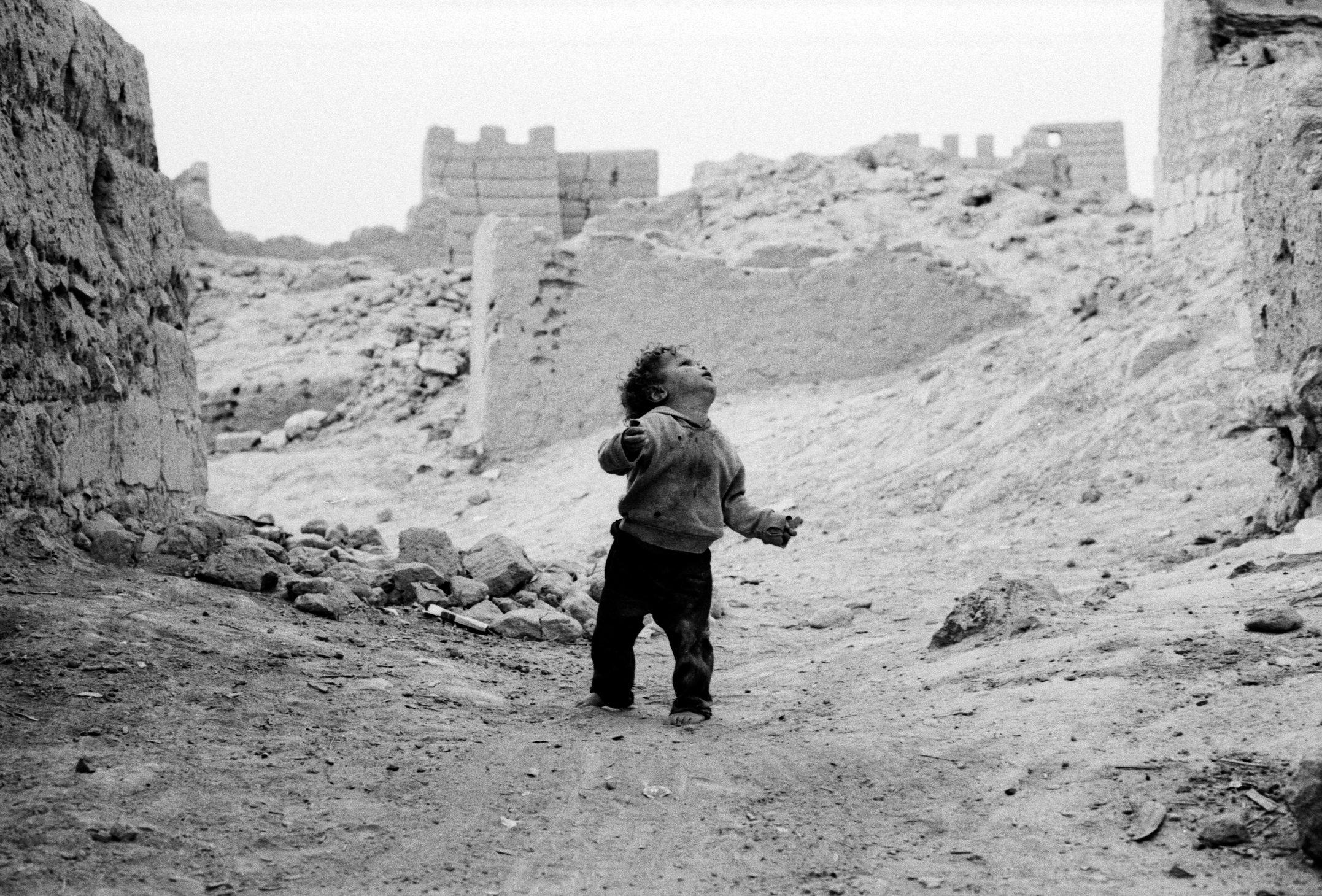 Marib, Yemen, 1996