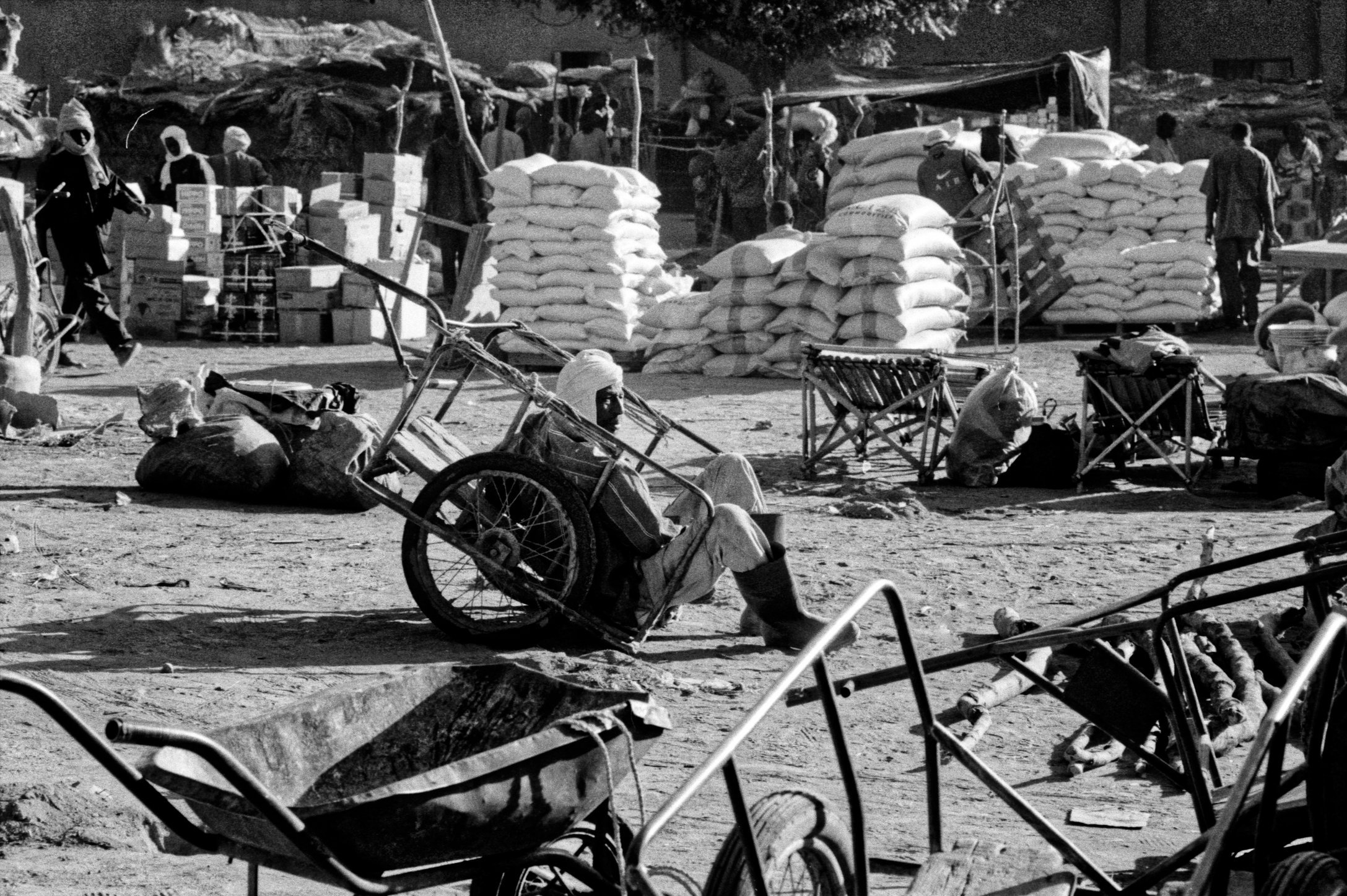 Djenné, Mali, 2002