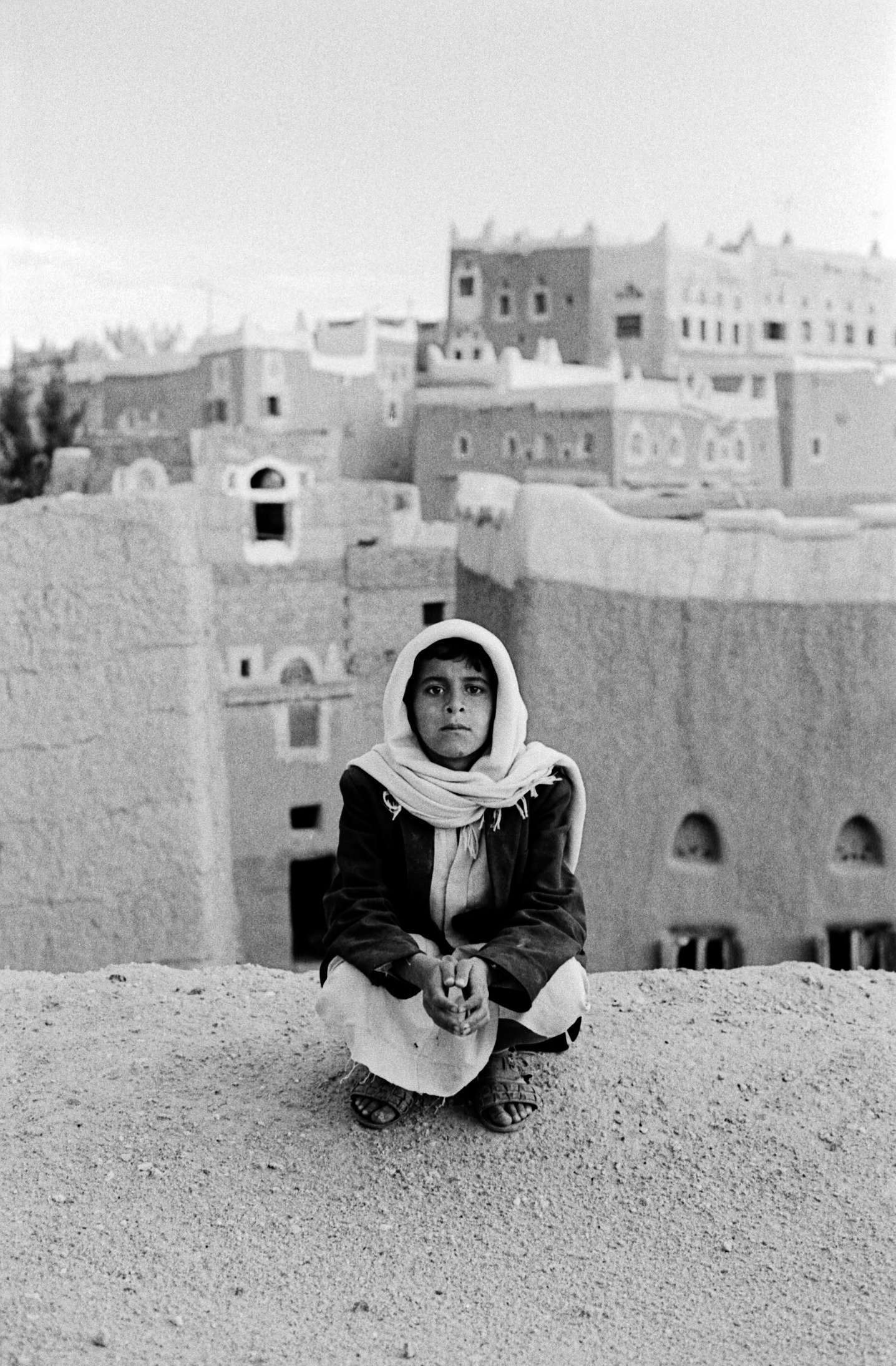 Saada, Yemen, 1996
