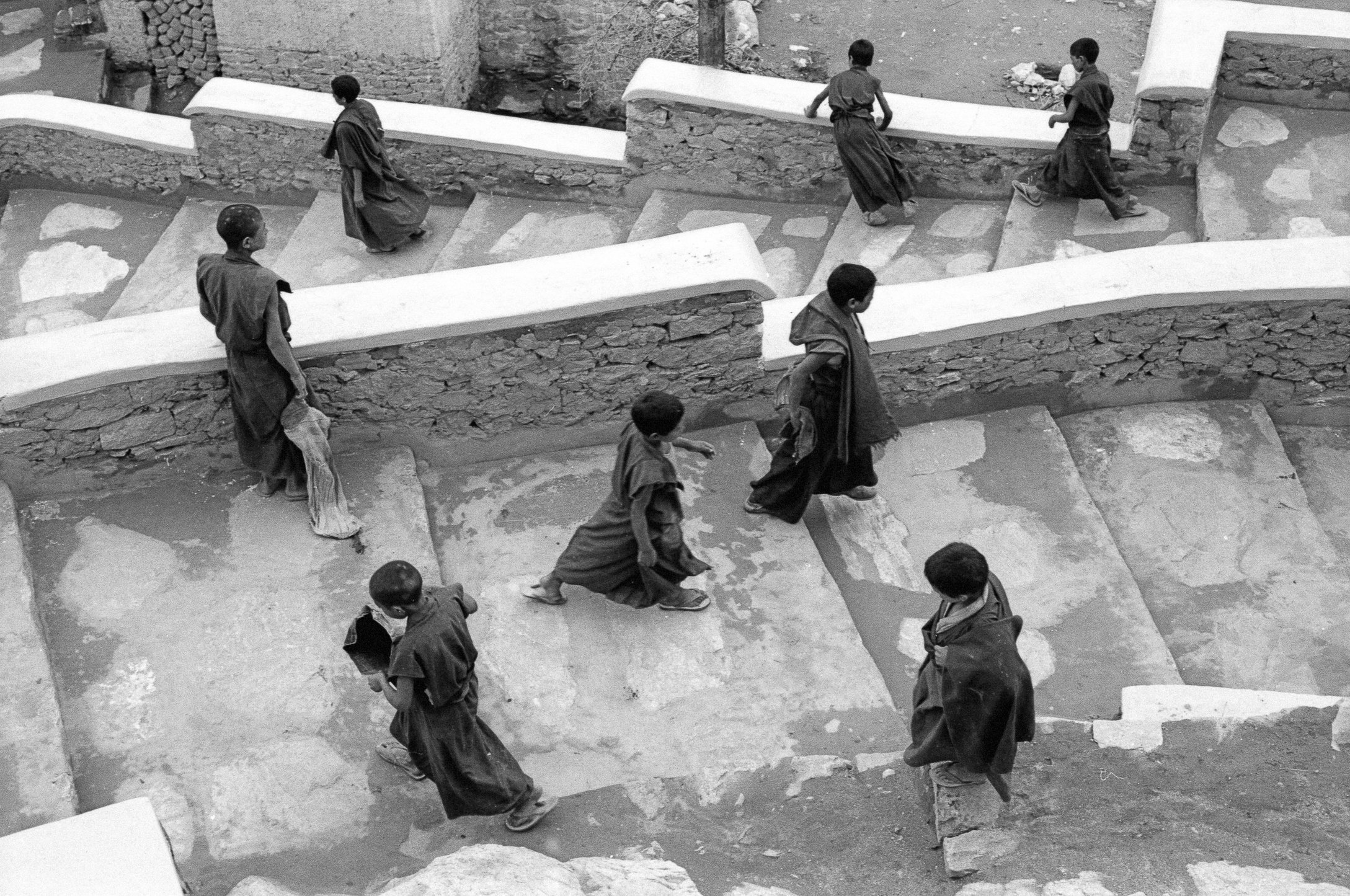 Shey, Ladakh, India, 1993