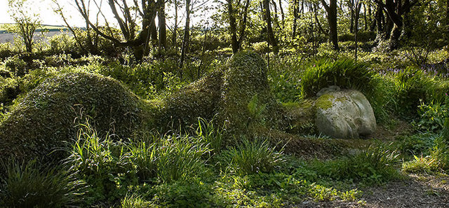 The Lost Gardens of Heligan - Cornwall - UK
